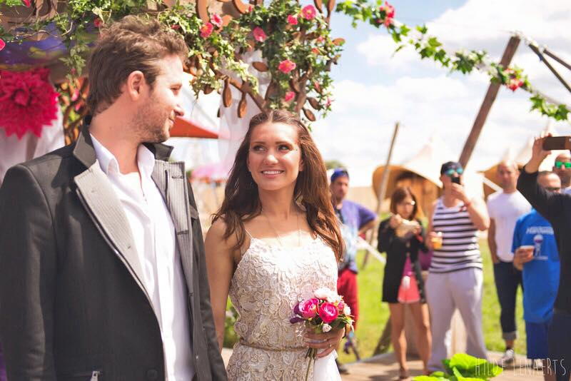 Tomorrowland 2015 Wedding