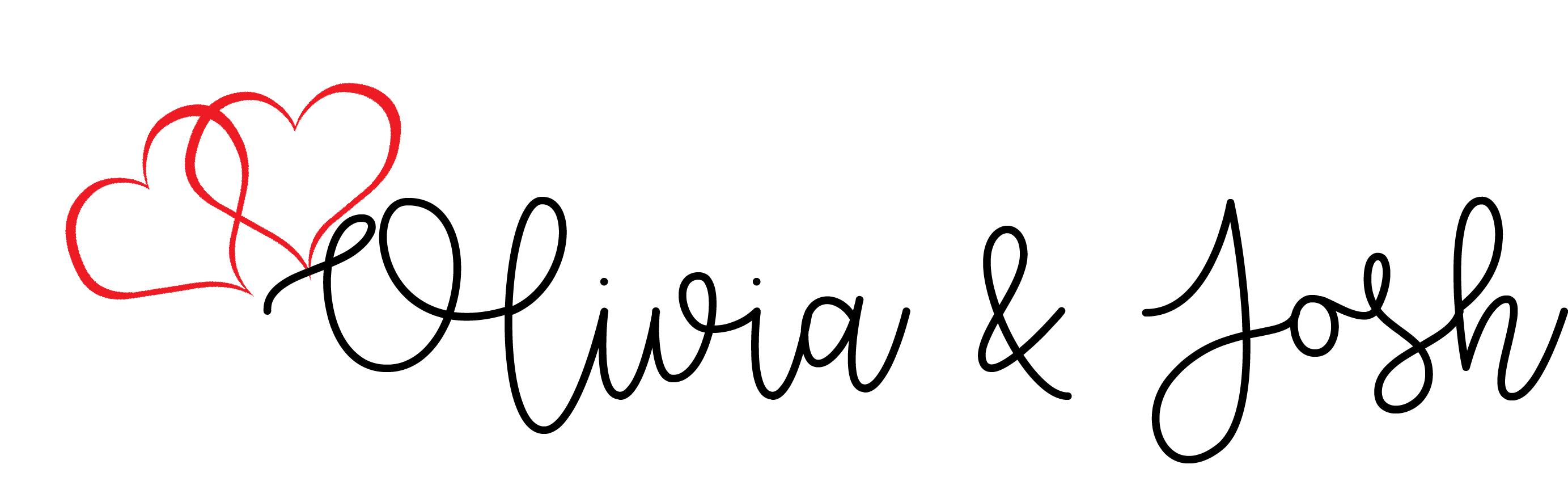 Olivia and Josh