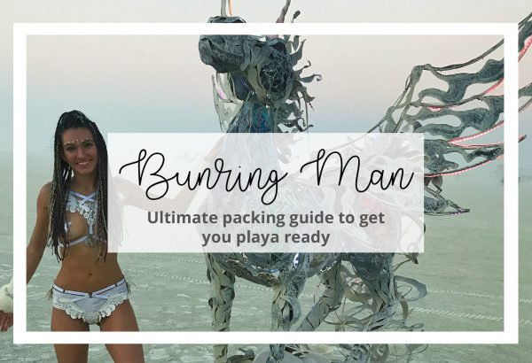 What to Pack for Burning Man!