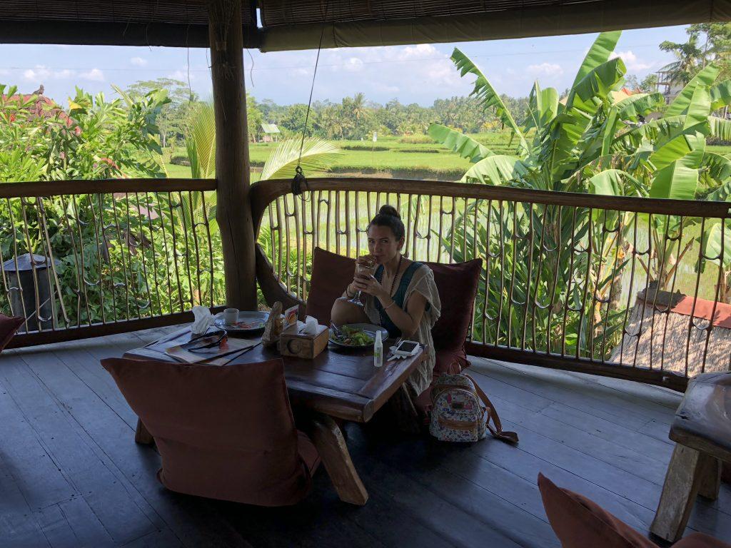 Dragonfly Cafe, Ubud Bali