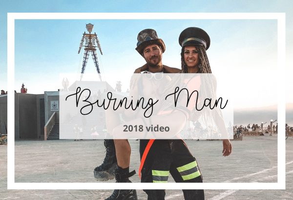 Burning Man 2018 in 8 Minutes! (Video)