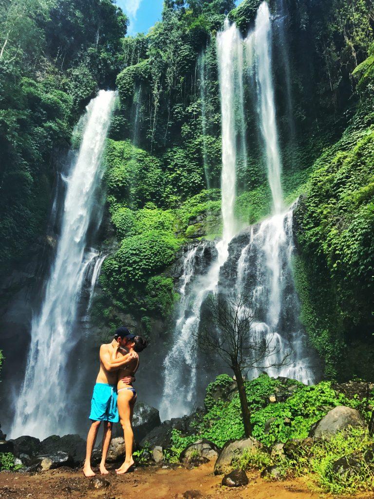 Bali Sekumpul Waterfall