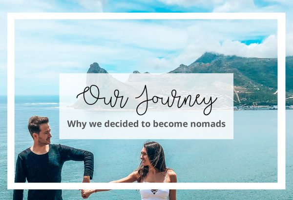 Our Journey To Nomadic Life