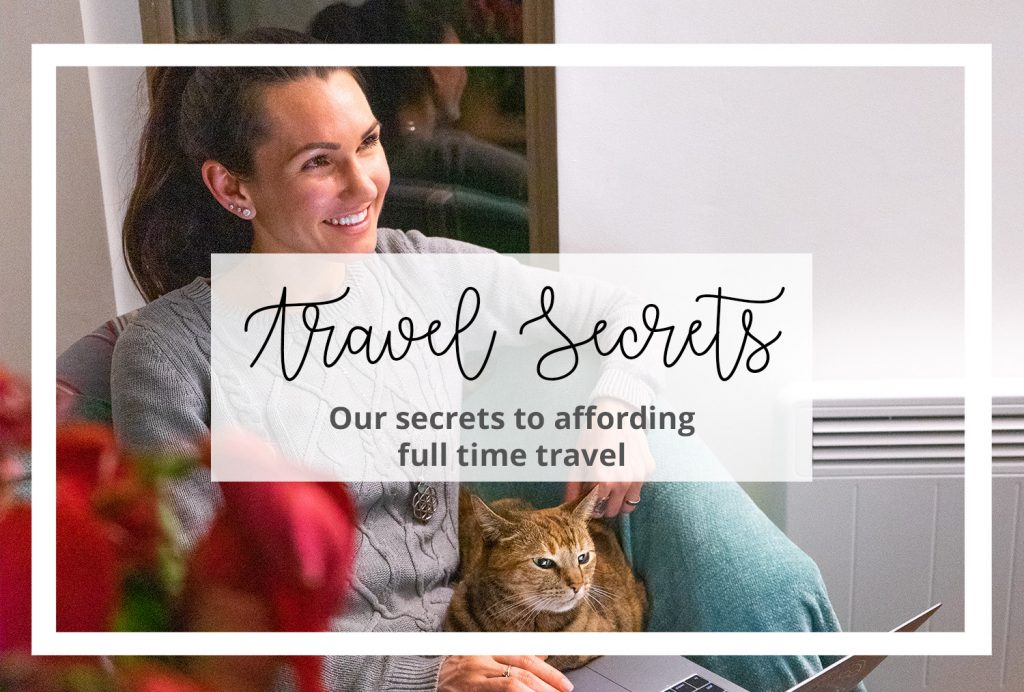 Our secrets to full time travel