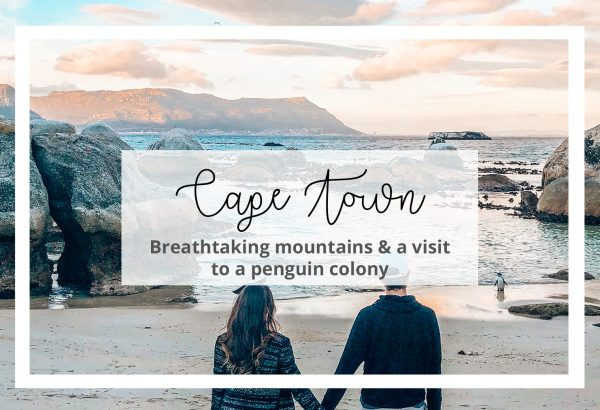 10 Days in Sunny Cape Town