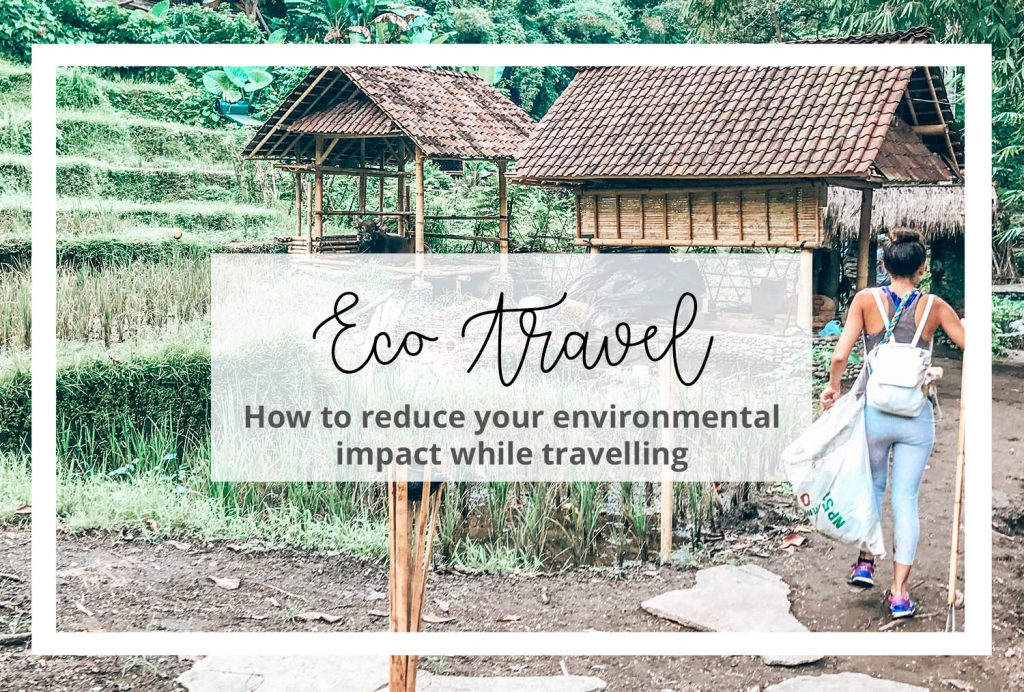 How to Eco travel