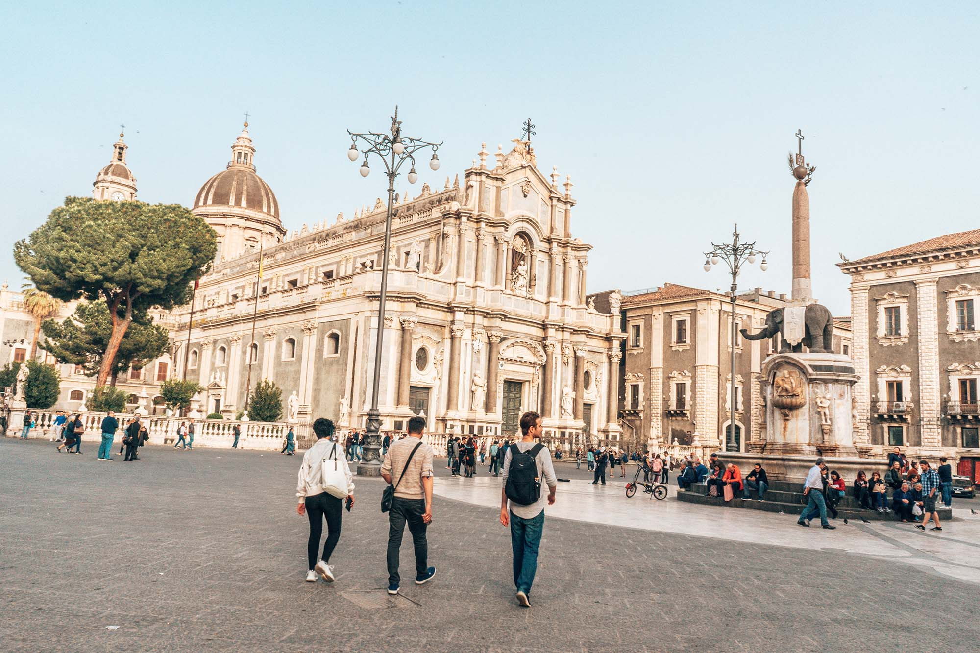 Sicily Town Centre