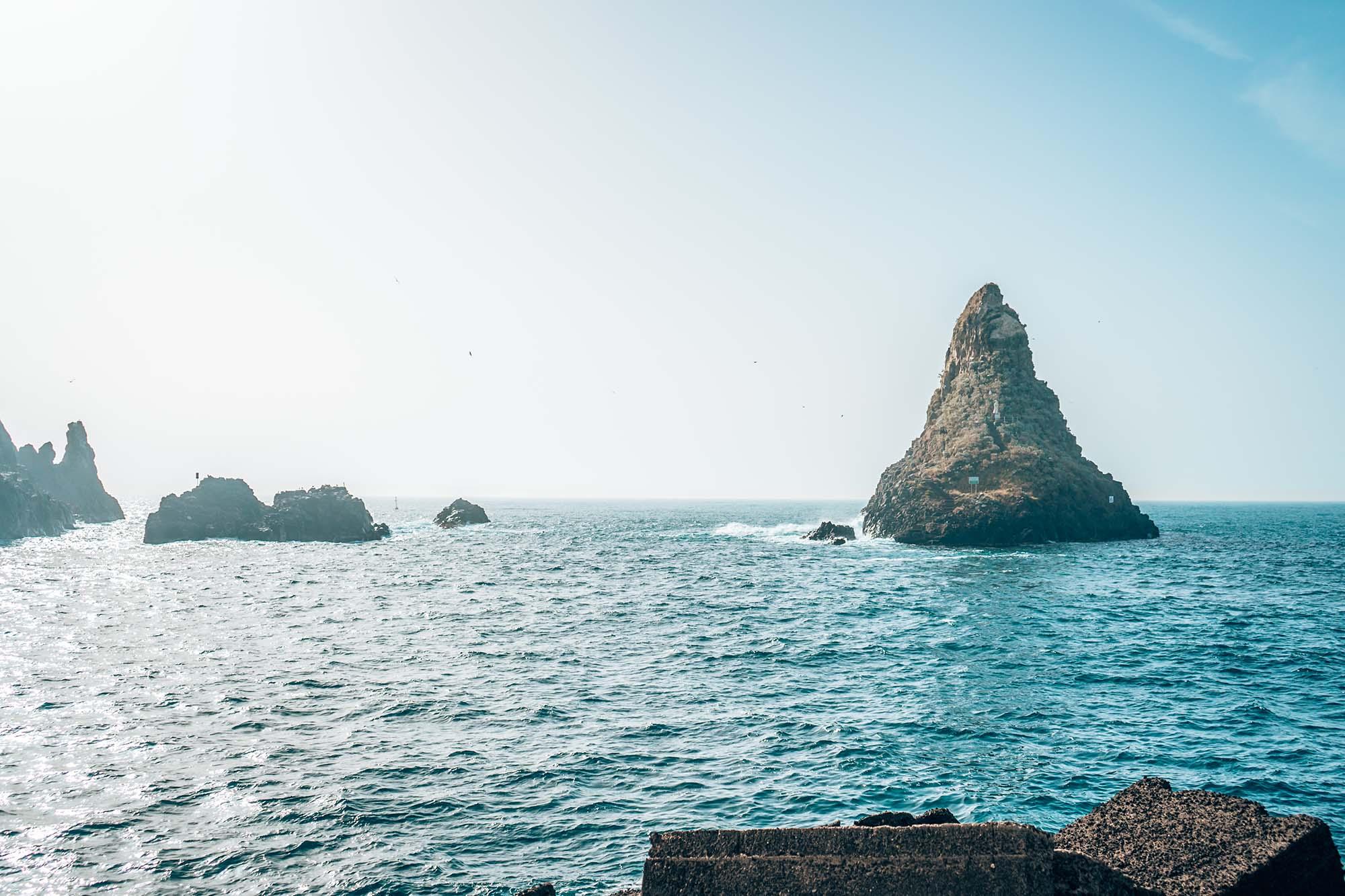 Acitrezza Sicily Italy