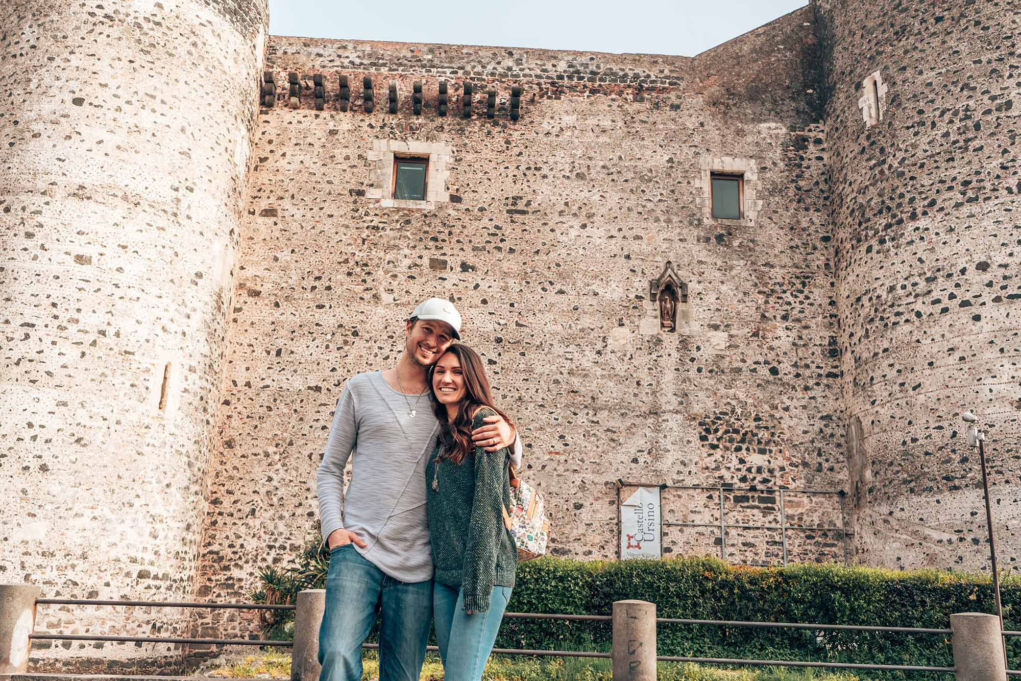 Castello Ursino Catania Sicily