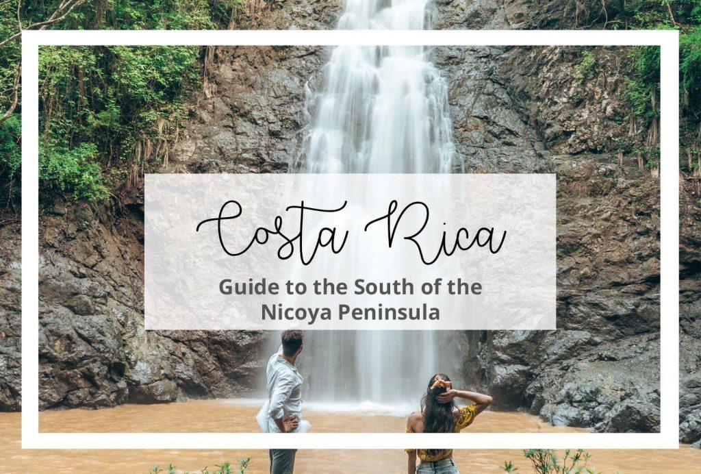 Guide to Costa Rica south nicoya peninsula