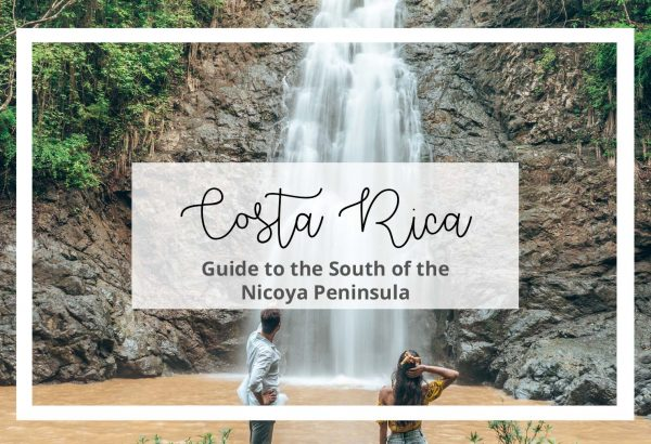 Costa Rica- Guide to the South of the Nicoya Peninsula