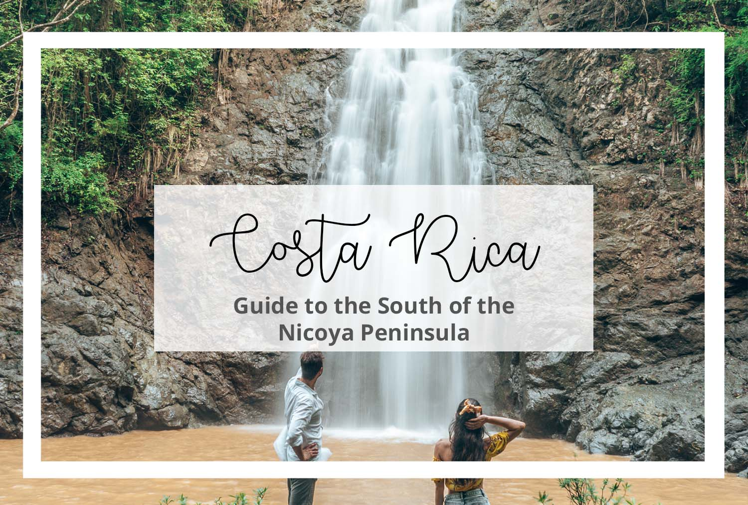 Guide to Costa Rica south nicoya peninsula