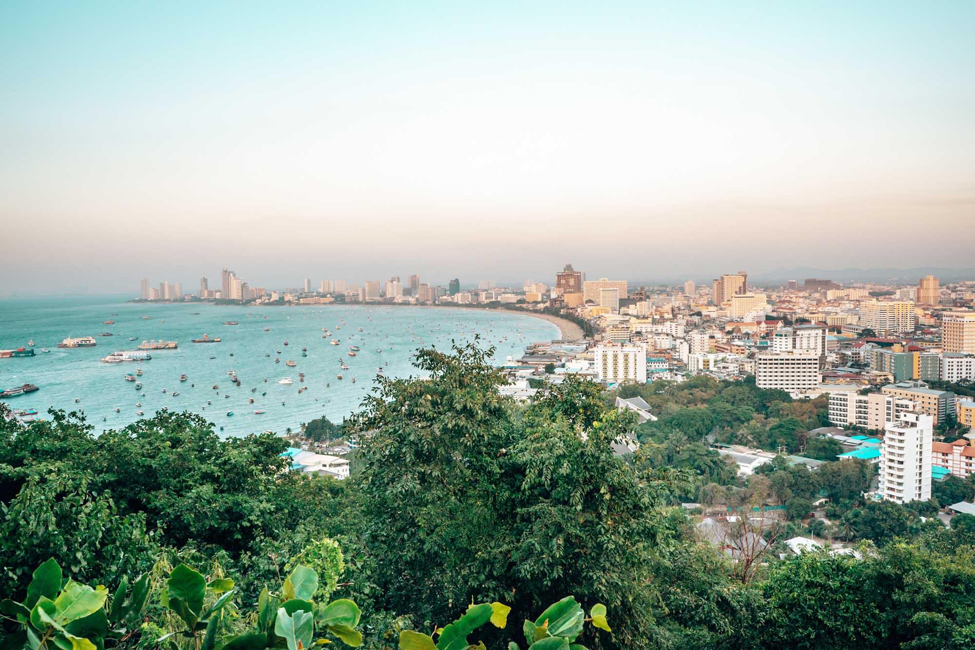 Pattaya City View Thailand